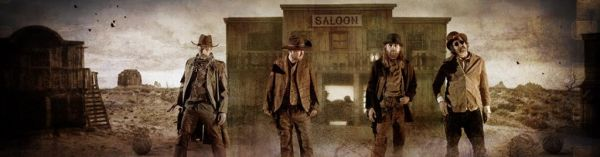 DEADTOWN: Forman Brothers' Wild West Show